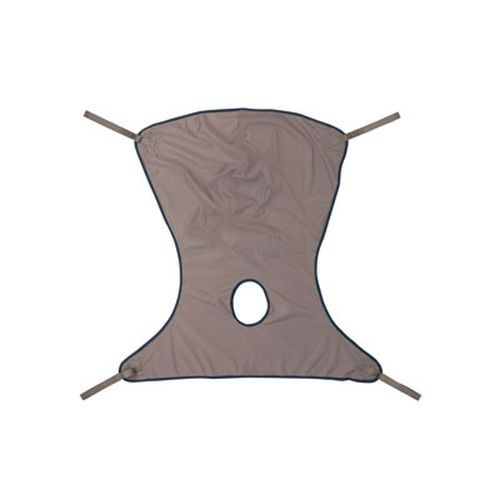 Polyester Comfort Sling with Commode Opening