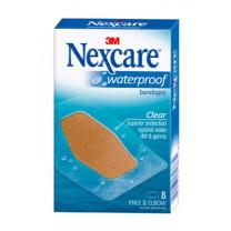 Nexcare Knee and Elbow Waterproof Adhesive Strips