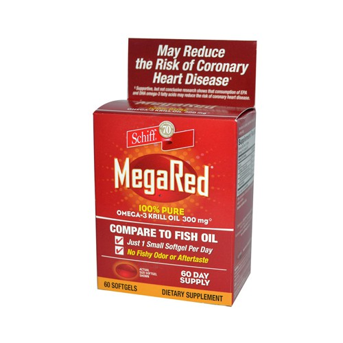 Schiff Vitamins Schiff MegaRed Omega 3 Krill Oil 300 mg