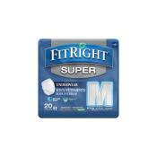 Medline FitRight Super Protective Underwear - Maximum Absorbency