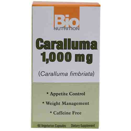 Caralluma Hunger Suppressant - 1000 mg