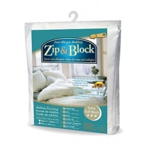Queen Zip and Block Anti-Allergen Bedding