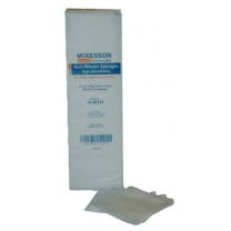 Medi-Pak 3 x 3 Inch Non-Woven Sponges High Absorbency - 16-40334
