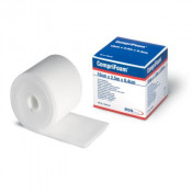 CompriFoam Bandage 7529400   10 cm x 2.5 m x 0.4 cm, White Foam by BSN