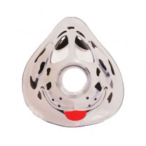 AIRIAL Spotz the Dog Mask with Meter Dose Inhaler Chamber
