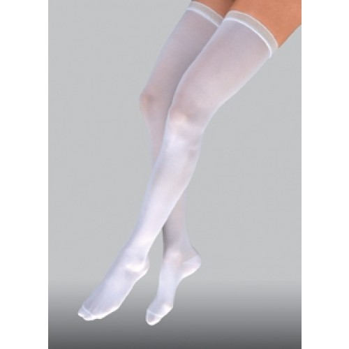 Jobst Anti Embolism Thigh High Compression Stockings CLOSED TOE
