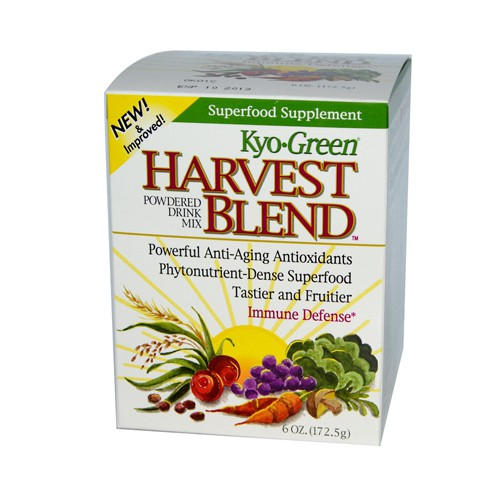 Kyolic Green Harvest Blend Herbal Supplement