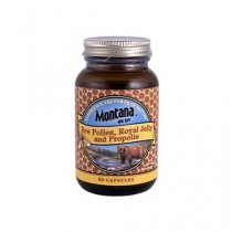Montana Bee Pollen Royal Jelly and Propolis