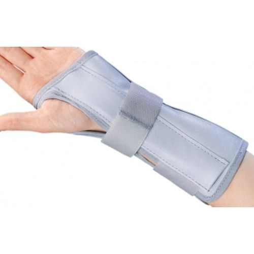 PROCARE Cinch-Lock Wrist Splint Deluxe Removable Palmar Stay