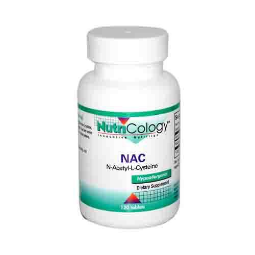 NAC N-Acetyl-Cysteine - 500 mg Amino Acids