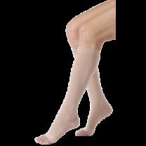 Jobst Relief Knee High Unisex Compression Socks OPEN TOE 30-40 mmHg