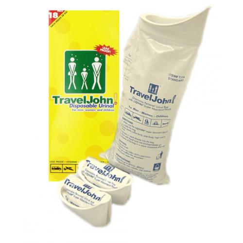 Travel John Buy Traveljohn Disposable Urinal Travel