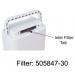 EasyPulse Filter Location