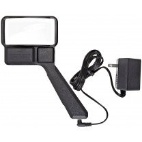 Illuminating Hand Magnifier