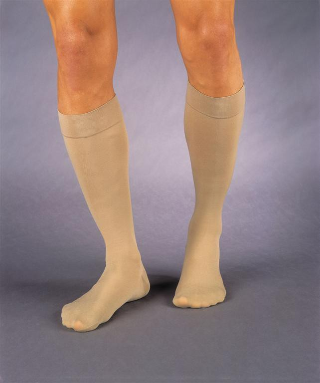 0c547a651e Jobst Relief Knee High Unisex Compression Socks CLOSED TOE 20-30 mmHg