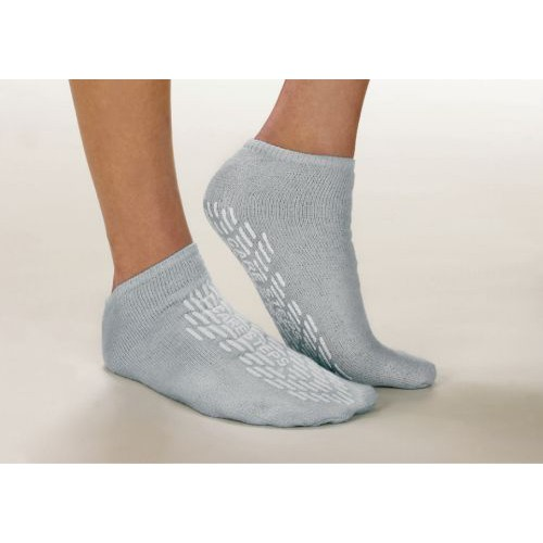 Single Tread Slip-Resistant Patient Safety Footwear