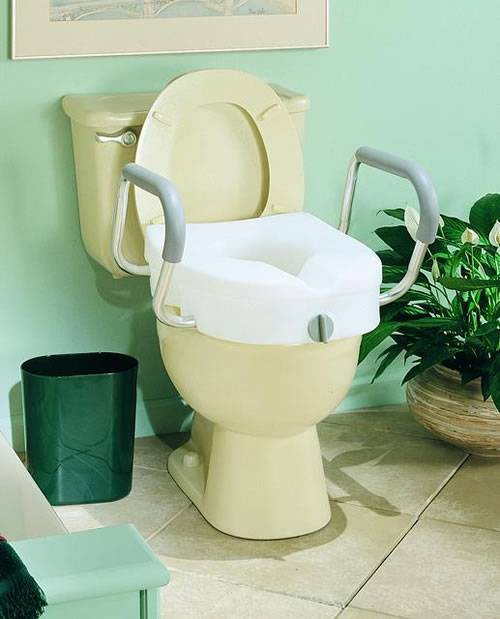 Pleasing Medical Equipment Raised Toilet Seat Ez Lock Raised Toilet Gamerscity Chair Design For Home Gamerscityorg