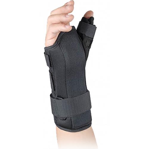 Wrist Brace and Thumb Spica