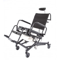 ActiveAid 285TR Tilt and Recline Shower Commode Chair