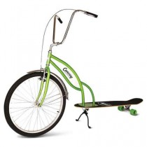 Longboard Bike