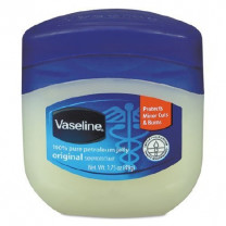 Vaseline Lubricating White Petrolatum Jelly