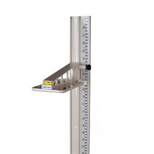 Health o meter Wall mount Height Rod