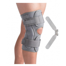 Thermoskin Hinged Knee Brace Single Pivot