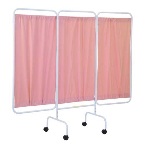 Moblie Thee Panel Privacy Screen
