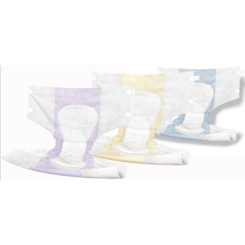 Protection Plus Cotton Adult Briefs - Moderate Absorbency