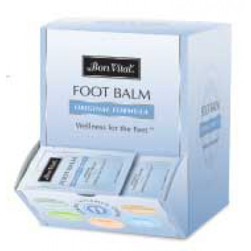 Foot Balm Packets