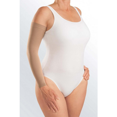 Harmony Extra Firm Compression Armsleeve with Silicone Band - 30-40 mmHg