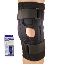 Neoprene Knee Stabilizer Wrap with Spiral Stays