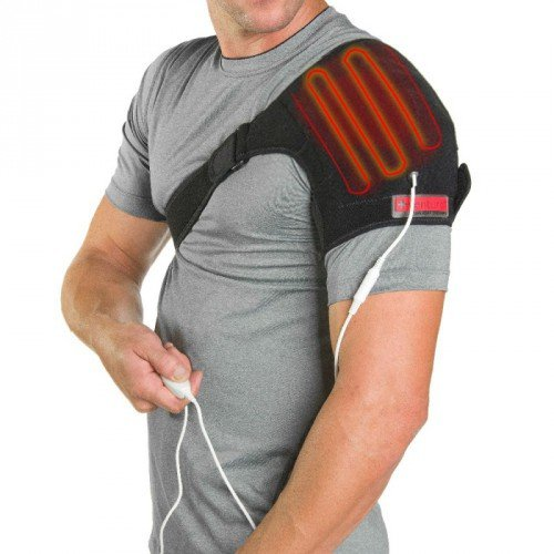 Venture Heat SHOULDER WRAP for At-Home Pain Therapy