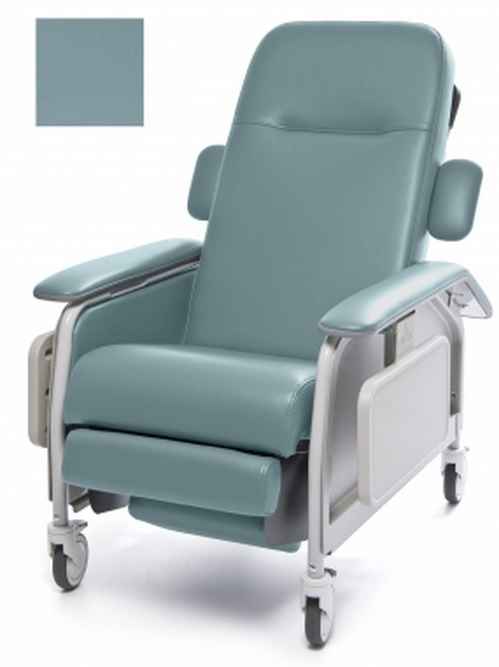lumex clinical care geri chair recliner 7b1