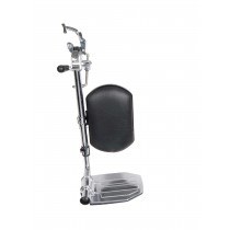 Elevating Legrests for Bariatric Sentra Wheelchairs