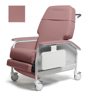 lumex extra wide clinical care geri chair recliner 123