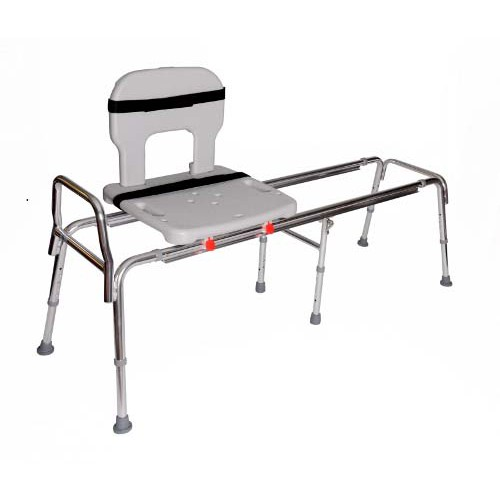 Long toilet to tub sliding transfer bench 67992 buy Sliding transfer bench
