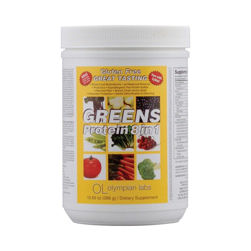 Olympian Labs Greens Protein 8 in 1
