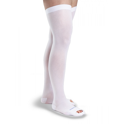 Sigvaris Anti-Embolism Stockings Thigh-High 18-23 mmHg Open Toe