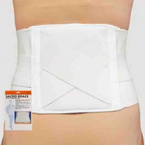 Lower Back Support With Thermo Pad
