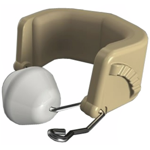Jackson Medical J Clamp Incontinence Clamp