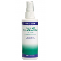 Remedy Basics No-Rinse Cleansing Spray MSC092SCSW04