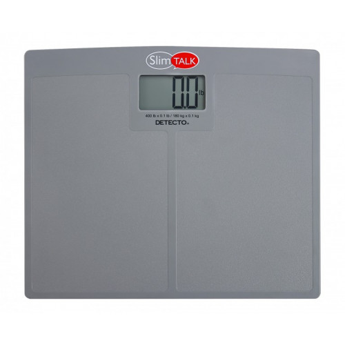Detecto SlimTALK Talking Scale