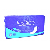 Fresh Times Multichannel Thick Maxi Pads