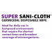 Sani-Cloth Germicial Wipes