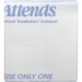 Attends Supersorb Breathable Underpads Super Absorbency