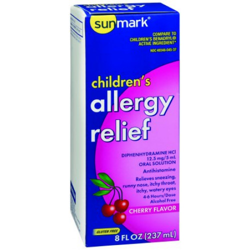 sunmark Children's Allergy Relief