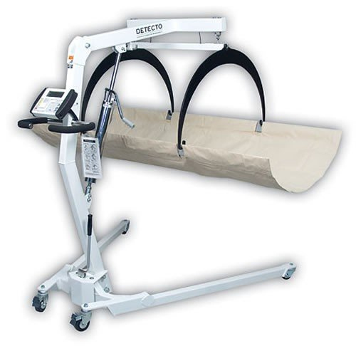 Detecto Heavy Capacity In Bed Scale 0046c24708 Ib800 Bed