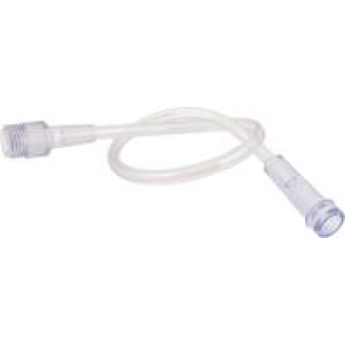 Concentrator Humidifier Adapter Tubing - 1 Foot