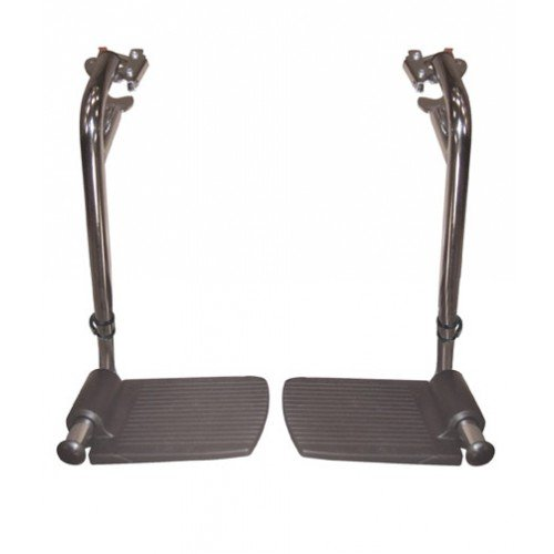 Swing-Away Wheelchair Footrest Heavy Duty